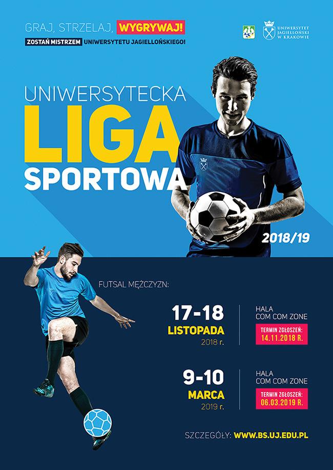 Plakat ULS 2018/19