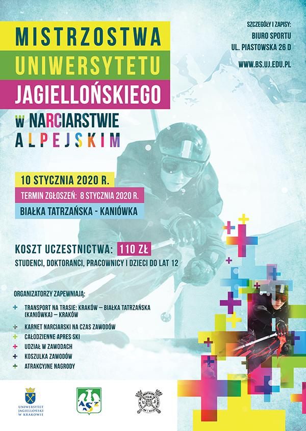 Plakat MUJ 2020