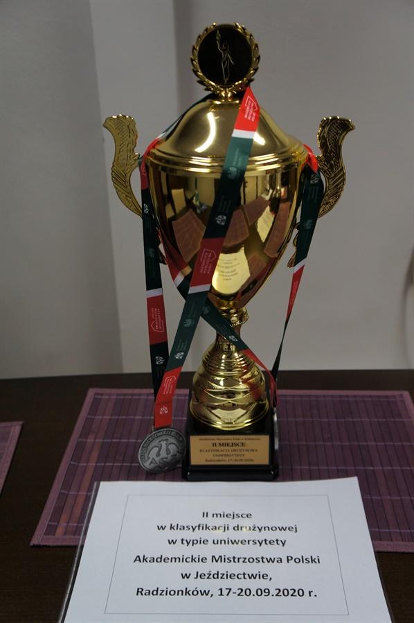 Puchar za jeździectwo