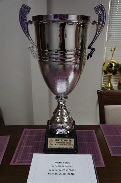 Puchar za Mistrzostwo Polski Ekstraliga Futsalu kobiet