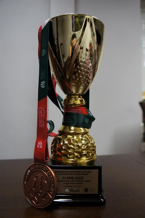 Puchar ergometr wioślarski kobiet
