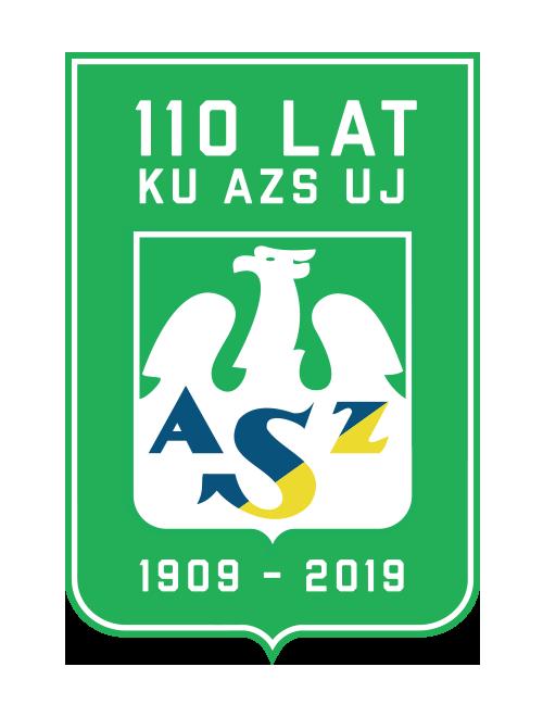 Logo 110lecia KU AZS UJ