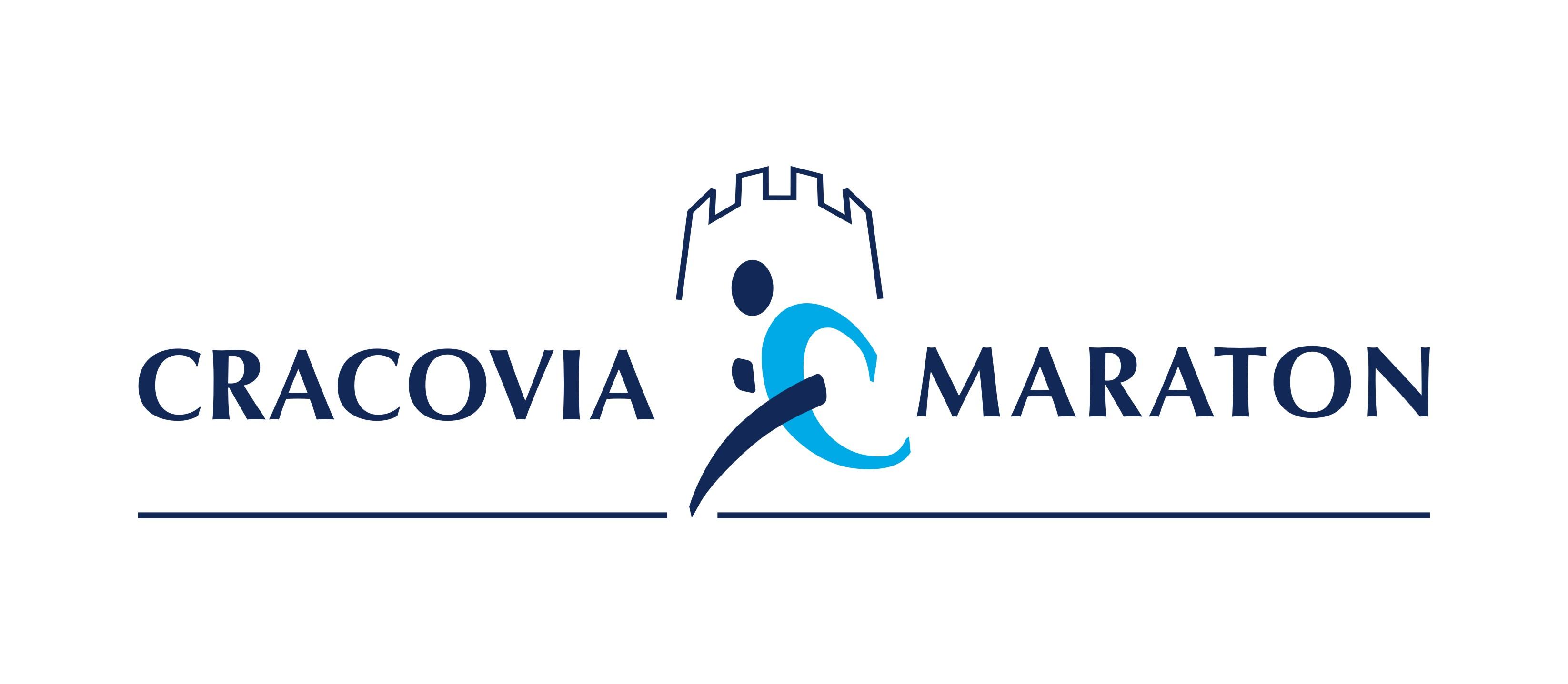 Logo Cracovia Maraton