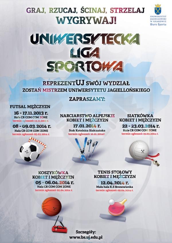 Plakat ULS 2014